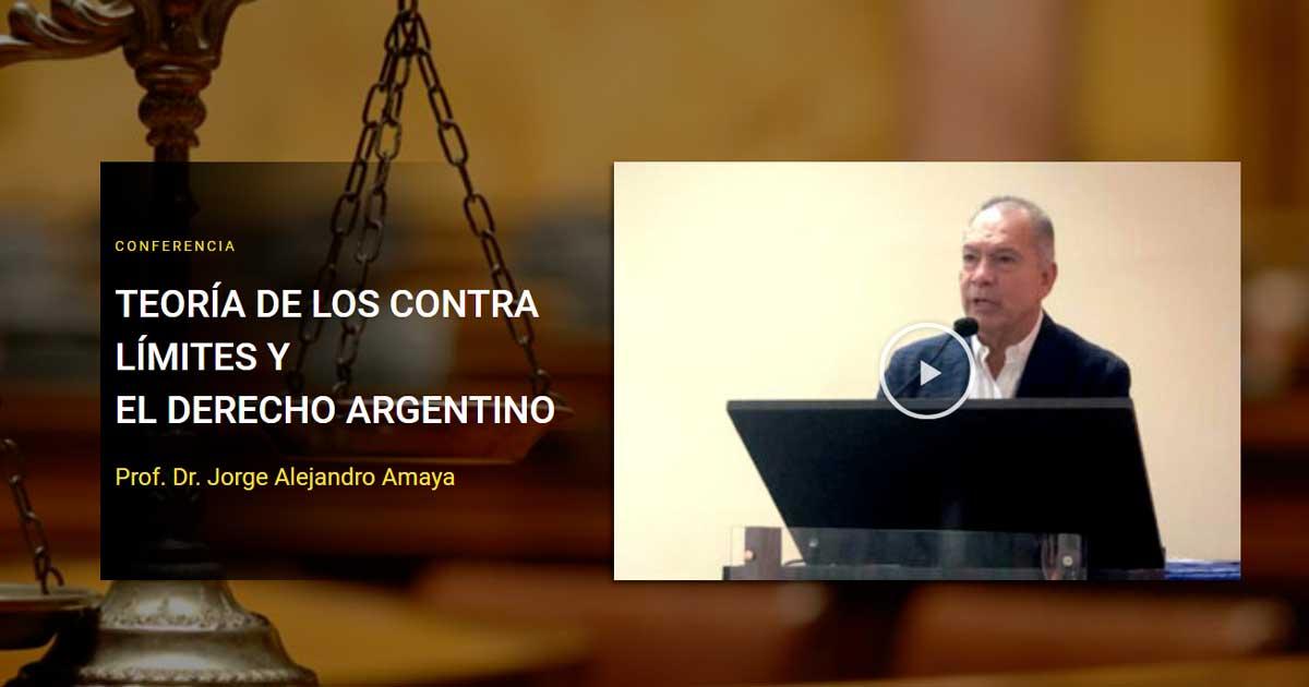 TEORIA-DE-LOS-CONTRALIMITES---PROF.-DR.-JORGE-ALEJANDRO-AMAYA